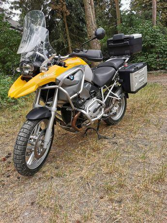 BMW R1200 GS abs