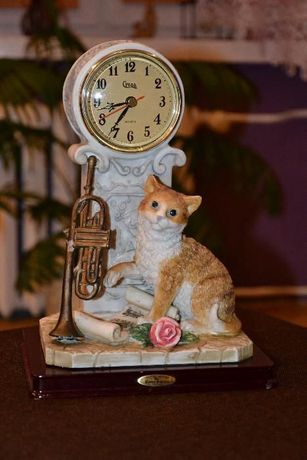 Zegarek z kotem dla Księżniczki z The Crosa Collection