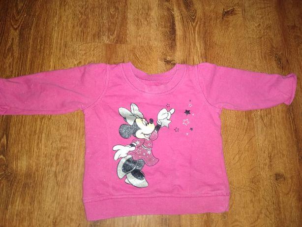Bluza dla dziewczynki 3-6 m 62