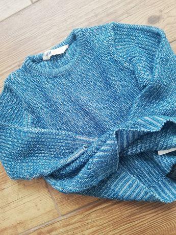Мелированный свитер Зима H&M