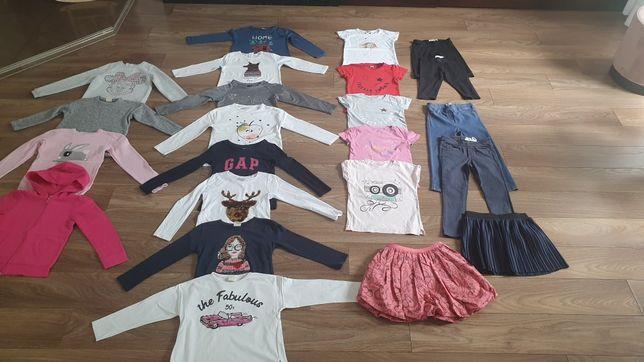 Ubranka dla dziewczynki roz 122 Zara,  Reserved,  Mango