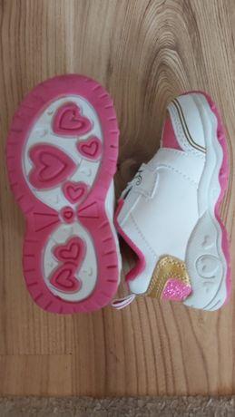Buty dziecięce dla dziewczynki