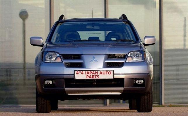 Mitsubishi Outlander 2004 - 2007 РАЗБОРКА Аутлендер бампер, есть все