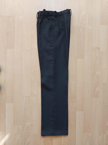 Spodnie chłopięce z kantem r. 164 Cool Club garniturowe eleganckie