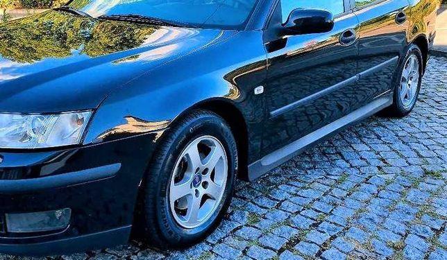 4 Jantes+Pneus Saab/Opel