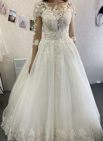 Свадебное платье, весільна сукня )