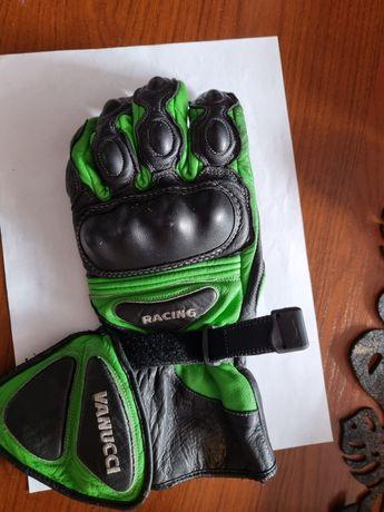 Rękawice motocyklowe Vanuci stan bdb