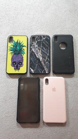 Etui obudowa case iPhone Xs Max