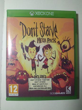 Gra don't starve na Xbox One
