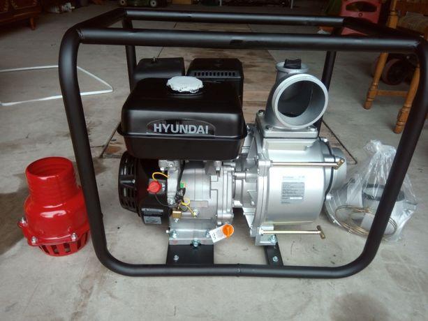 Мотопомпа для брудної води HYUNDAI HYT100,80м.куб/год,шланг 100мм НОВА