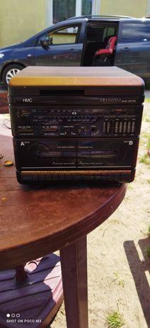 Radio kasety gramofon