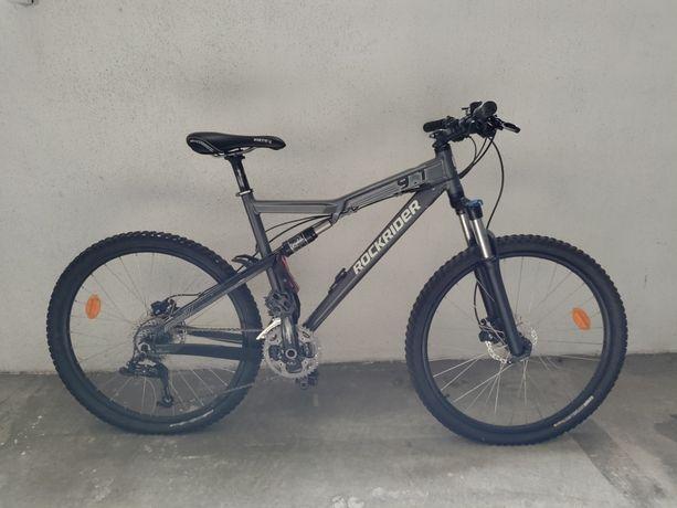 bicicleta BTT ROCKRIDER 9.1