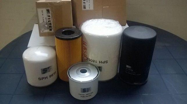 Promocja Filtry KOMPLET Filtrów Ursus H 8014H 9014H 10014H Pol-Mot