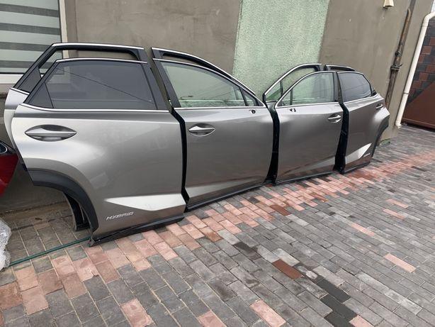 Lexus NX 2014 - 2020 дверь передняя, дверь задняя