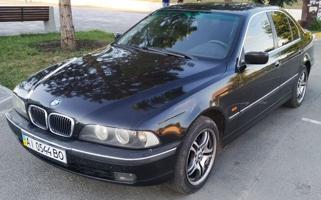 Продам BMW e39 520i, мотор М52В20