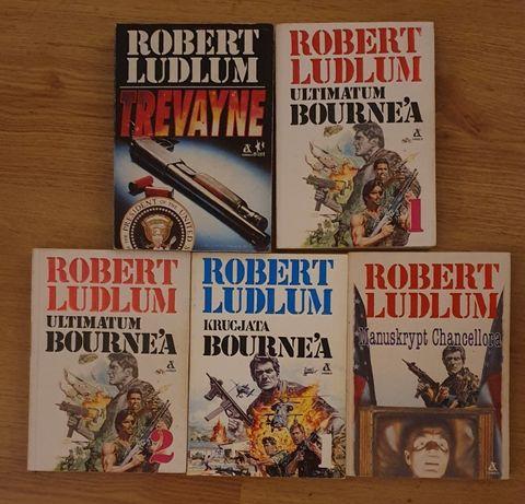Robert Ludlum książki