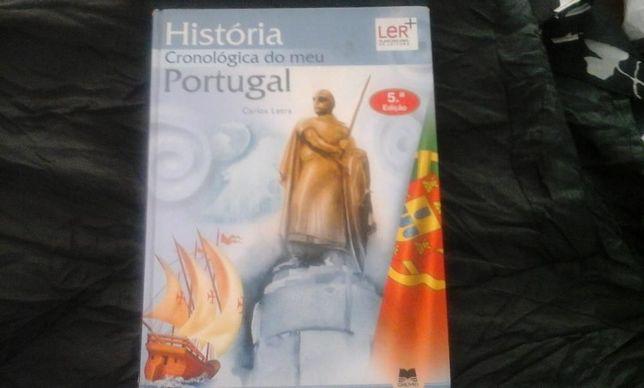 Historia Cronologica do meu Portugal