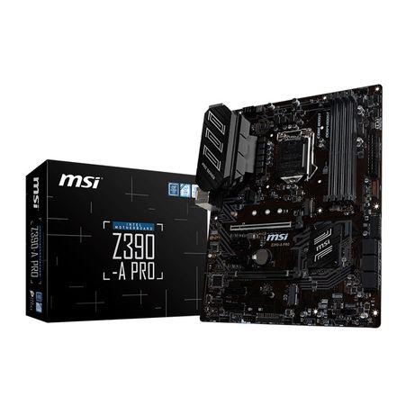 Motherboard MSI Z390 - A PRO