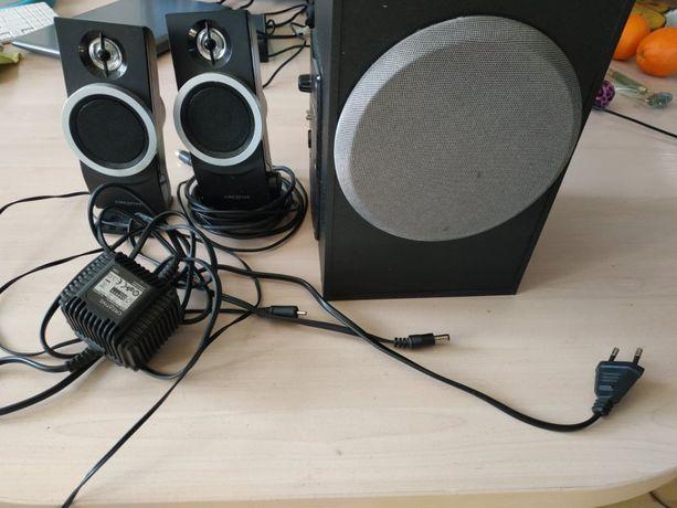 Zestaw głośniki subwoofer do komputera Creative Inspire T3100