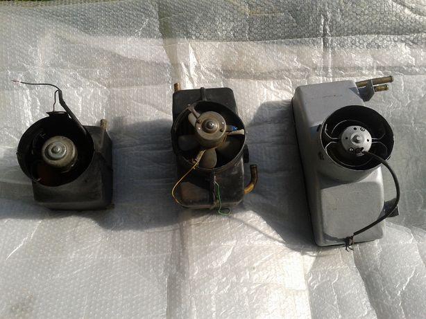 nagrzewnica powietrza wodna 12V, 24V ciągnika,koparki,busa,samochodu