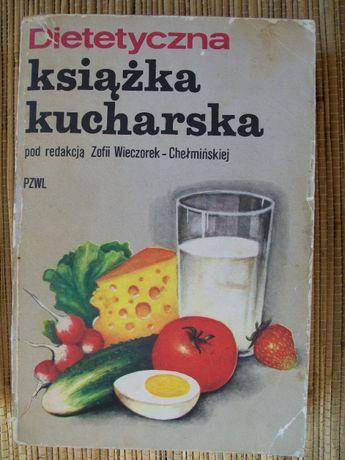 Dietetyczna książka kucharska