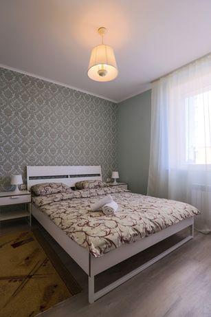 1 комнатная квартира Вишневое ЖК Акварели-2. Сдам посуточно