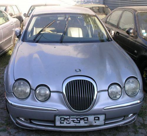 Jaguar X-Type / S-Type para peças