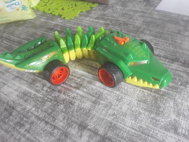 Hot wheeles mutant machines - ognisty krokodyl