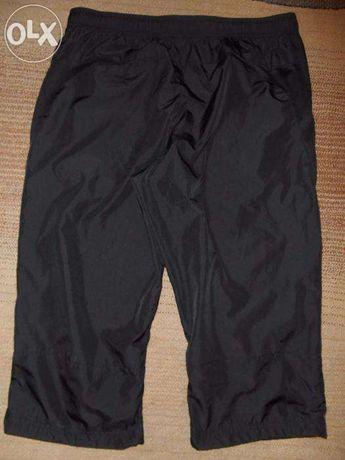 GO SPORT spodnie treningowe czarne rozm.XL +koszulka gratis!!!