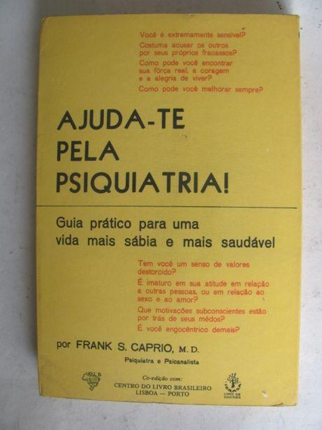 Ajuda-te pela Psiquiatria! por Frank S. Caprio