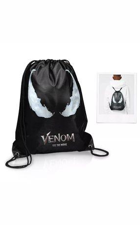 Saco de cordão Venom