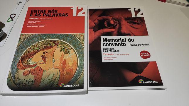 Livros escolares 12º ano