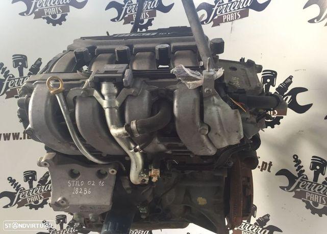 Motor Fiat Stilo 1.6i REF: 182B6000