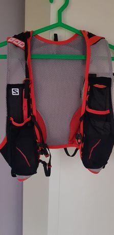 Plecak do biegania - Salomon S-LAB 5 Advanced Skin 3 SET