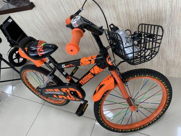 HIT Rowerek dziecięcy rower dla chłopca dziewczynki dziecka BMX 20cali