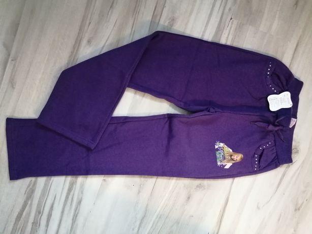 Spodnie dresowe 128-140