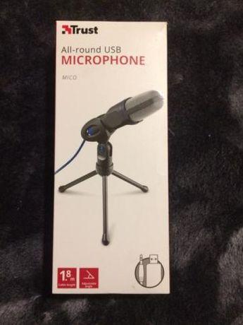 Mikrofon Pojemnościowy Trust