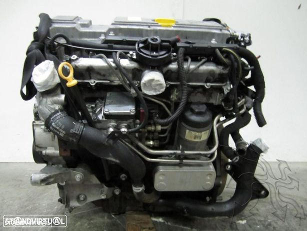 Motor Opel Vectra B 2.0 DTI 2000 Ref: Y20DTH