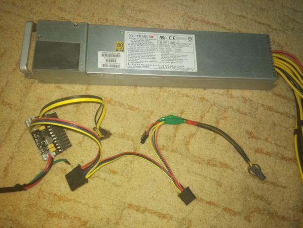 Блок питания серверный 1400 W (SuperMicro)