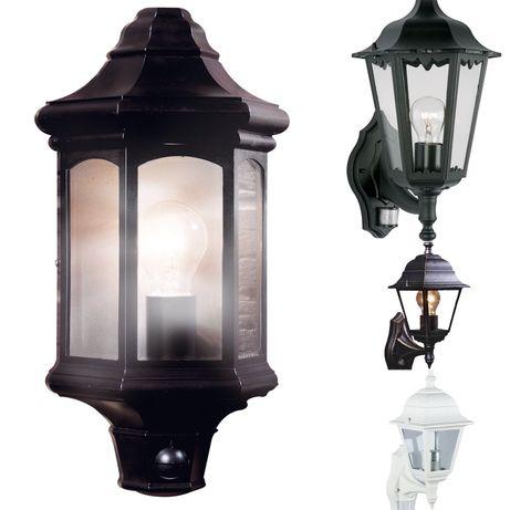 Садові світильники/ліхтарі з датчиком руху