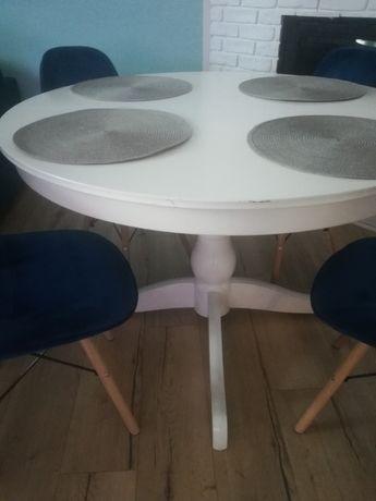 Stół Ikea biały...