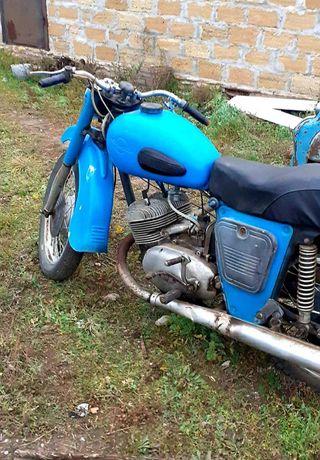 Мотоцикол иж юпитер 2