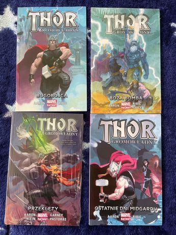 Thor - 4 komiksy