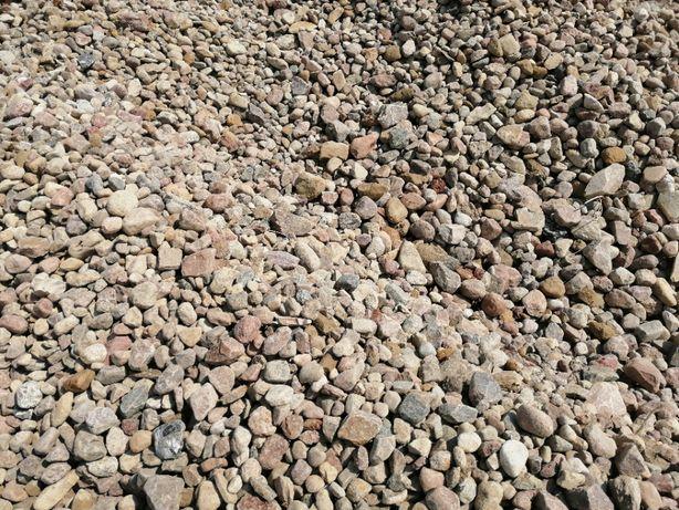 Kamień 2 cm - 8 cm sprzedaż i transport