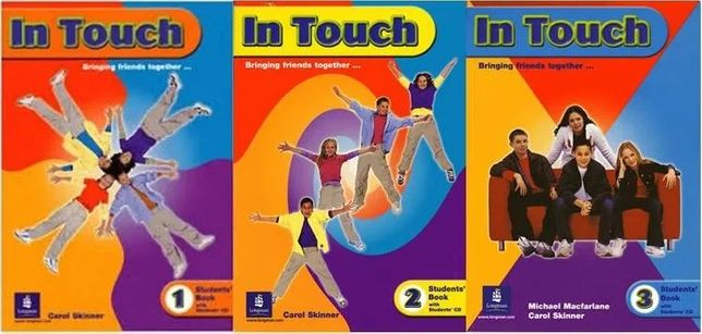In Touch 1 2 3 Studentsbook+workbook