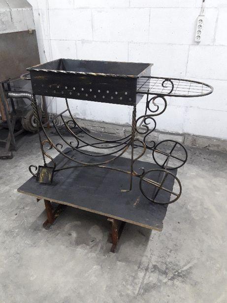 мангал кований ручної роботи