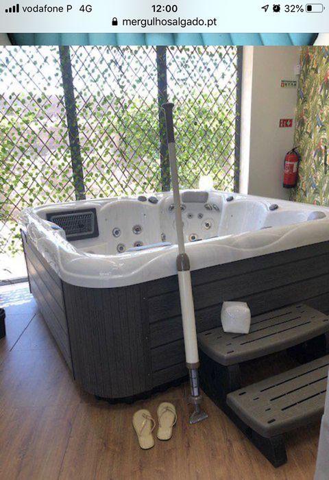 Aspirador piscina  best way  manual sem bateria espetacular Cascais E Estoril - imagem 1