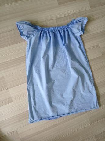 літня сукня вільного крою легенька