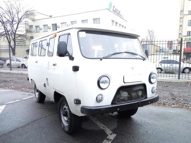 Новый УАЗ 220695 9-10 мест