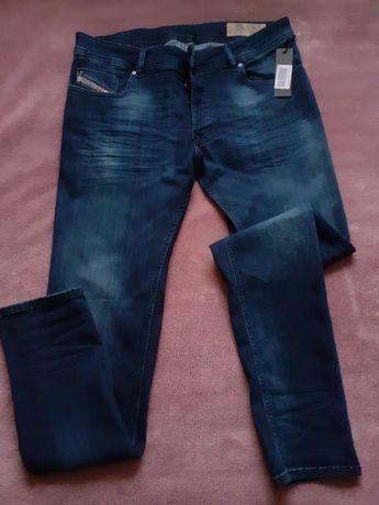 Nowe jeansy Diesel 34/32